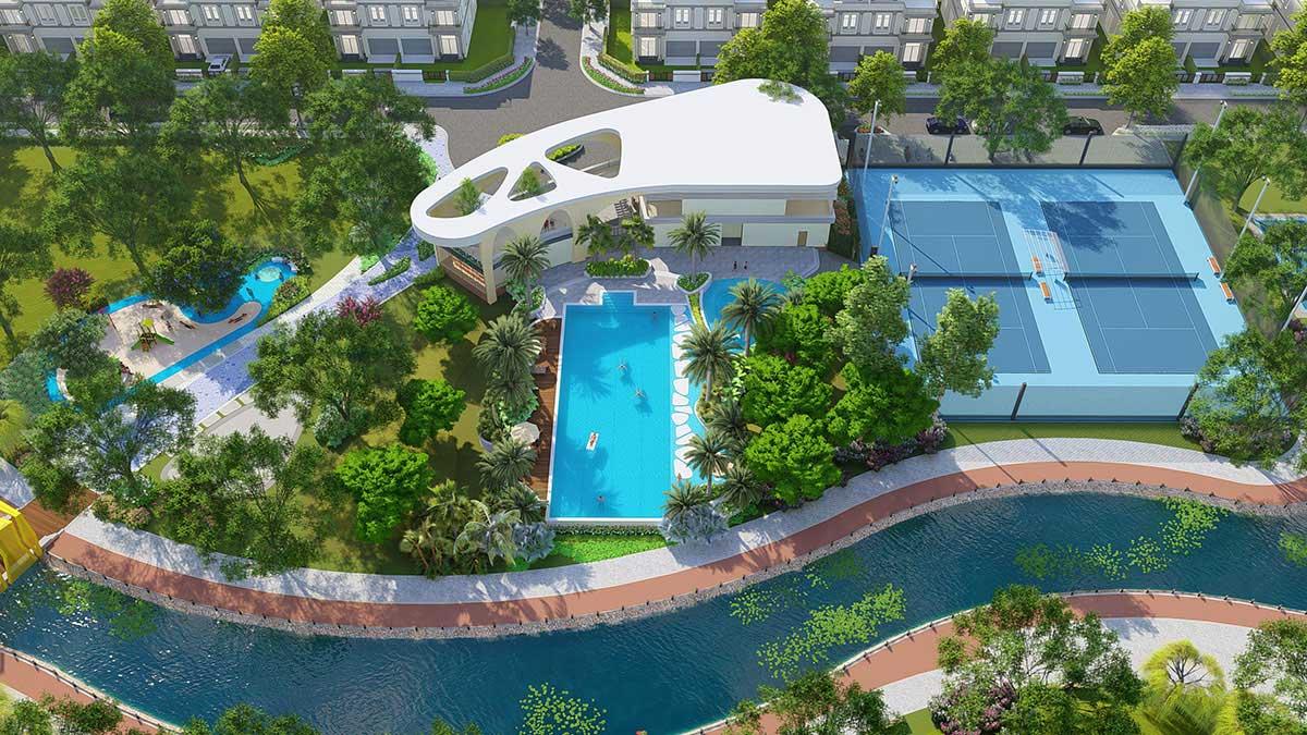 Khu liên hợp thể thao Dự án La Vida Residences Vũng Tàu